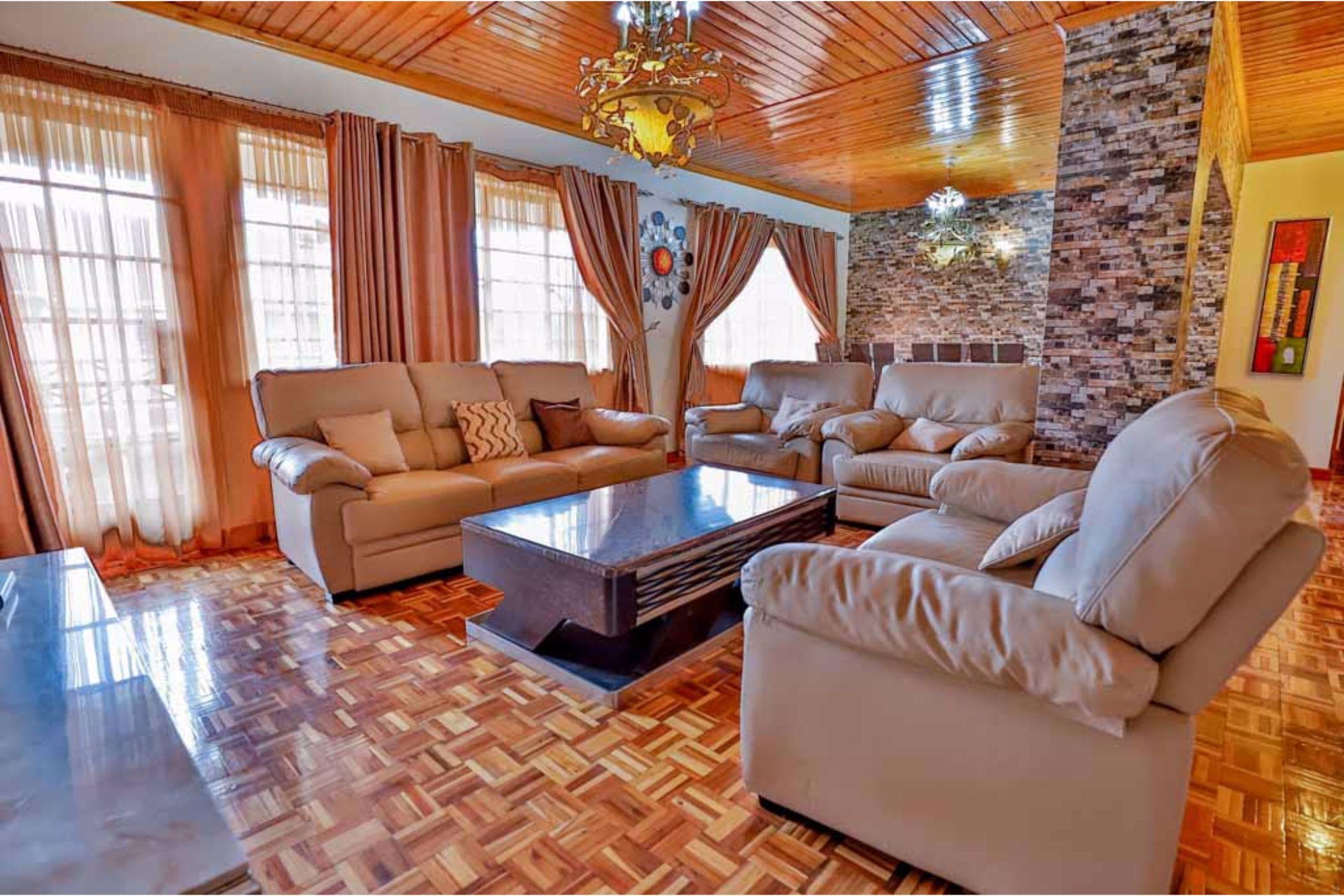 3 bedroom apartment to rent in Lavington (Kenya)