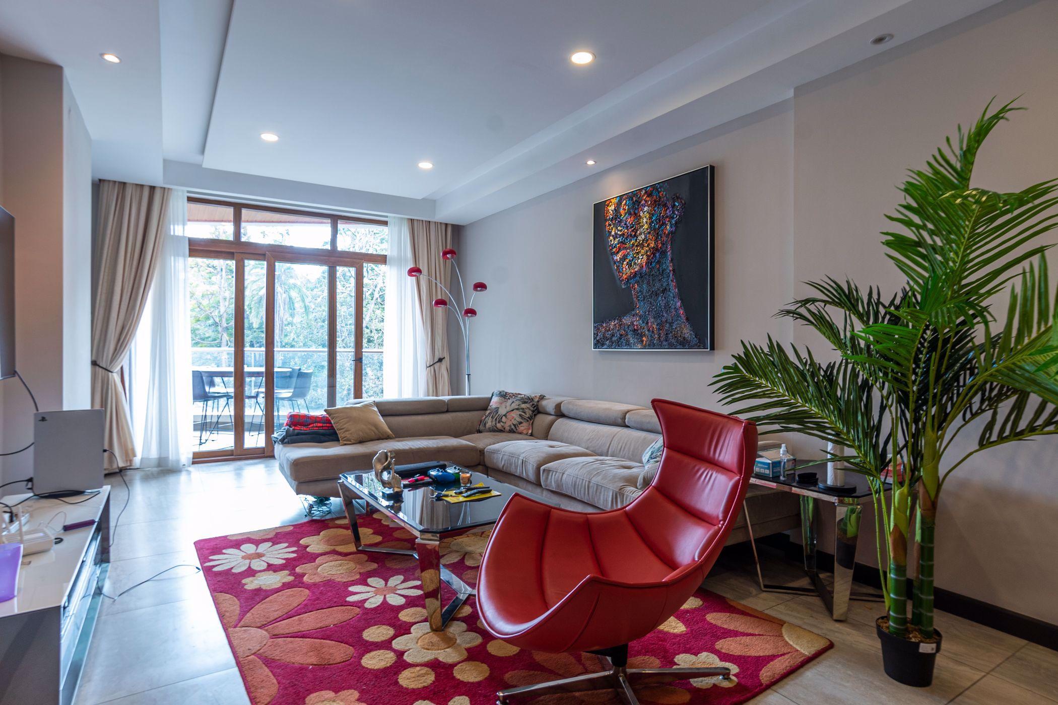 2 bedroom apartment to rent in Westlands (Kenya)