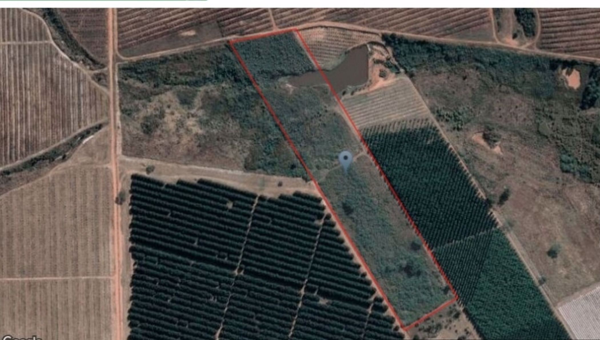 45000 m² farm vacant land for sale in White River AH