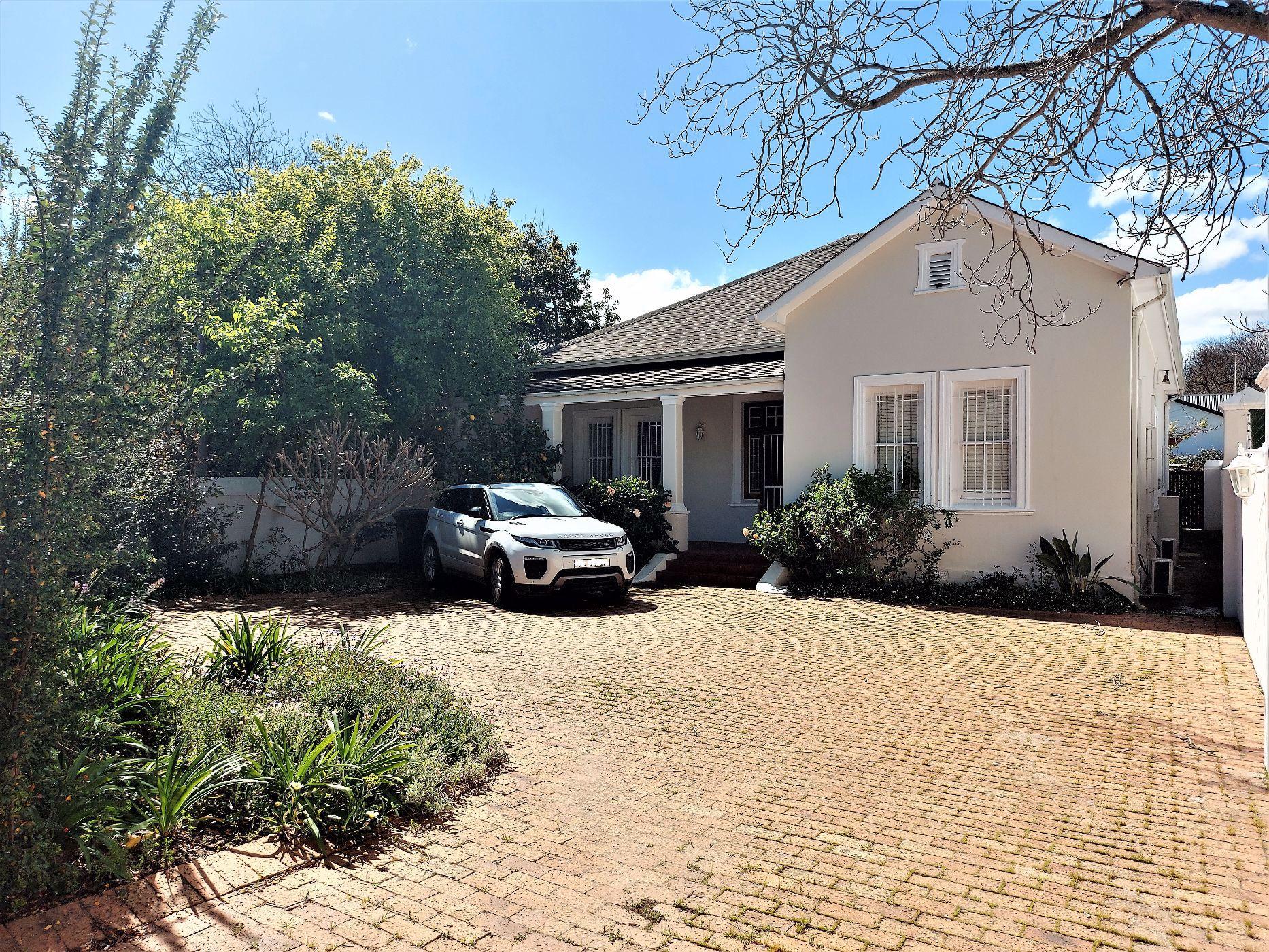 3 bedroom house to rent in Stellenbosch