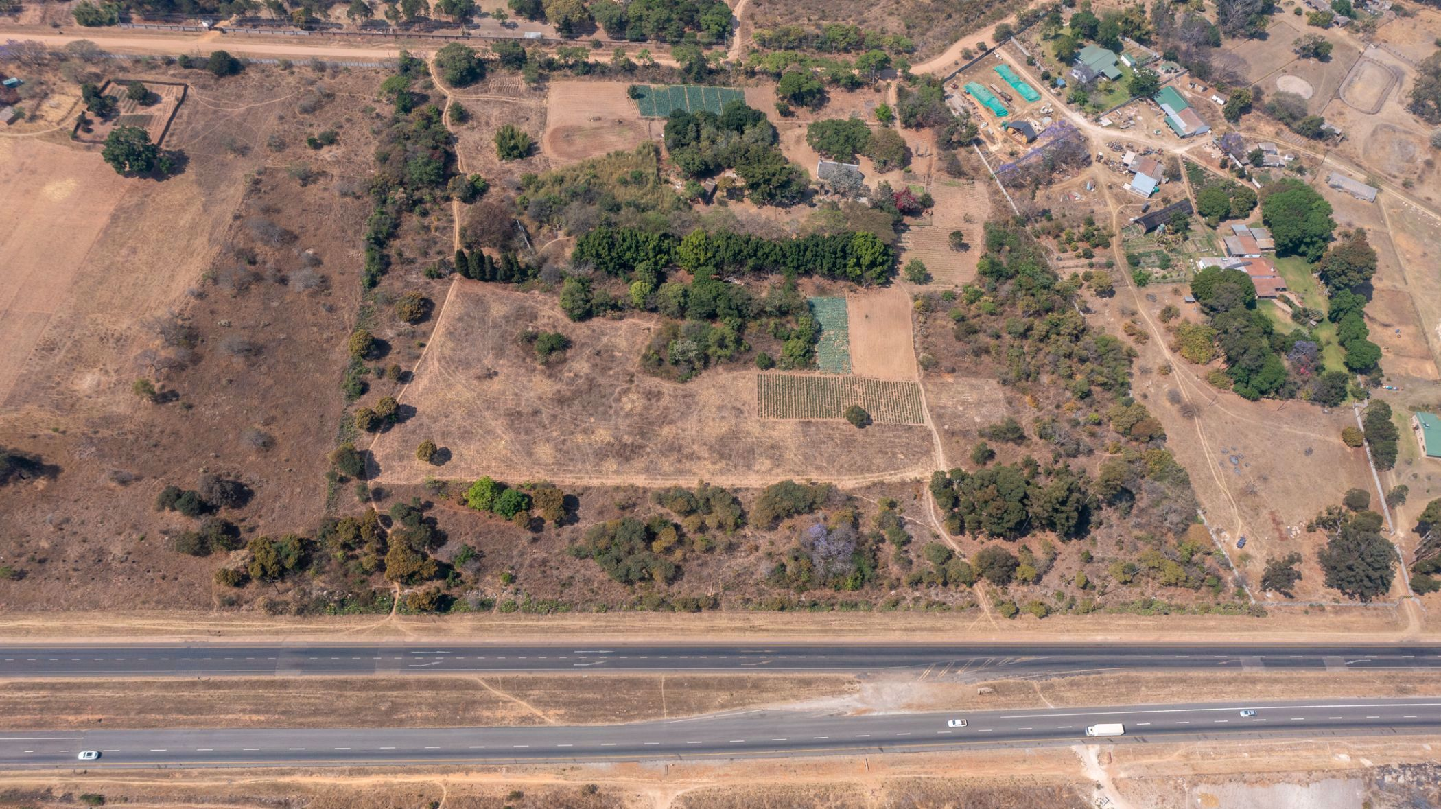 60753 m² commercial vacant land for sale in Harare (Zimbabwe)
