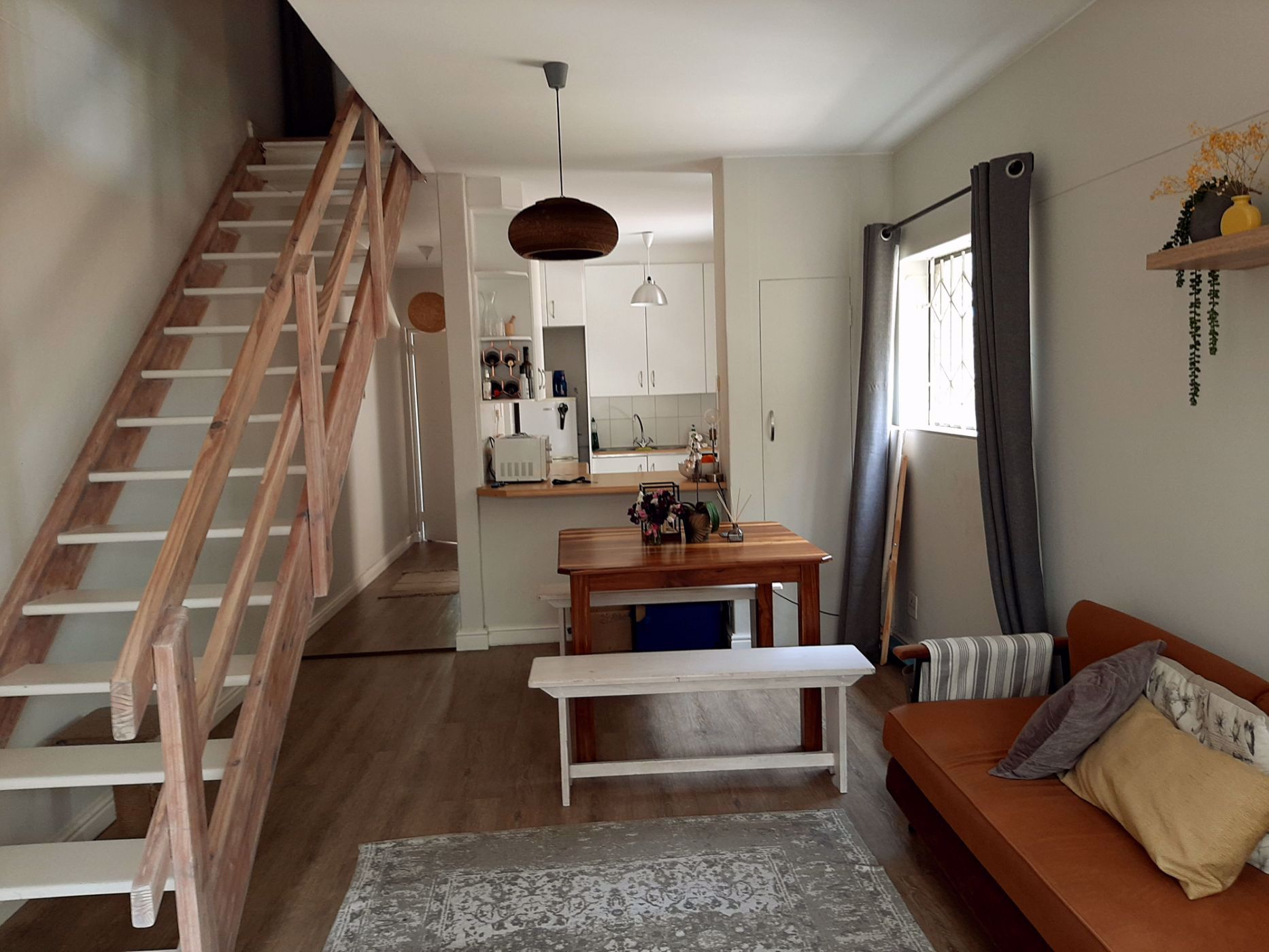 2 bedroom townhouse to rent in Wynberg Upper